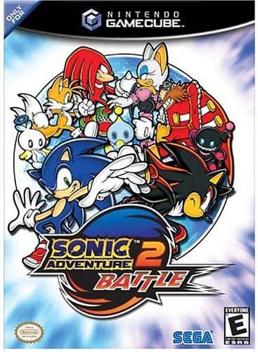 Sonic Adventure 2 Battle - GameCube: Artist     - Amazon com