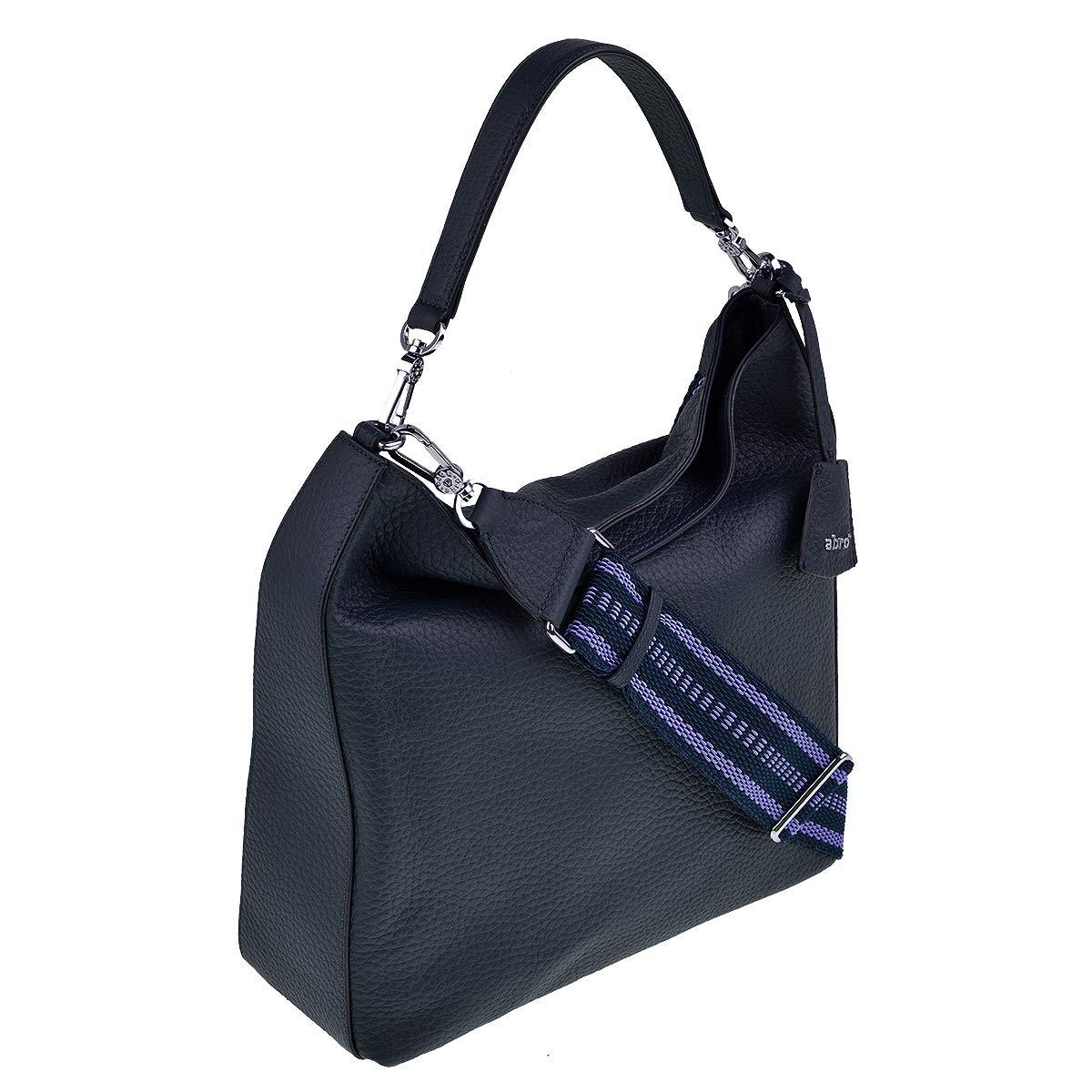1b31542e653ab Abro BEUTELTASCHE CERVO Blau One Size  Amazon.de  Schuhe   Handtaschen