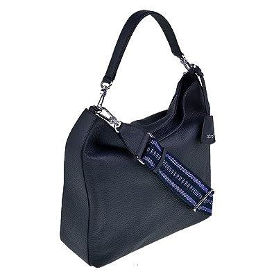 cee57d0ed13e2 Abro BEUTELTASCHE CERVO Blau One Size  Amazon.de  Schuhe   Handtaschen