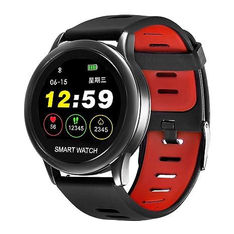 Amazon.com: SW001 - Reloj inteligente con Bluetooth para ...