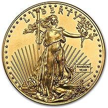 1986 - Present 1 oz Gold American Eagle BU (Random Year) 1 OZ Brilliant Uncirculated