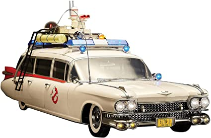 Ghostbusters GHB Plasma Series ECTO 1