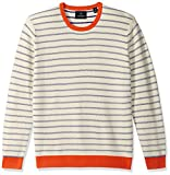 Scotch & Soda Men's Crewneck Pullover in Cotton/Viscose Quality and Double Bed S, Combo a, XX-Large