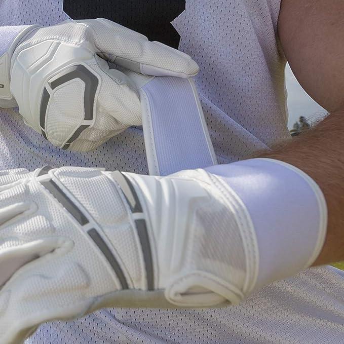 Cutters Gant de Football am/éricain The Force 2.0 Lineman S931 Noir