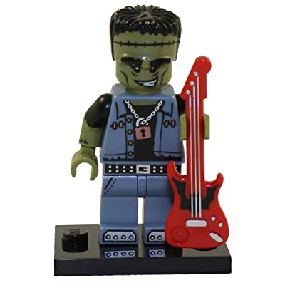 LEGO Series 14 Minifigures Horror Rocker (Rock Star Monster): Toys & Games