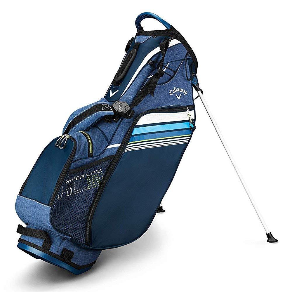 Callaway Hyper-Lite 3 Bolsa para Palos de Golf, Hombre, Azul ...