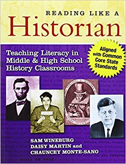 Amazon.com: Reading Like a Historian: Teaching Literacy in Middle ...