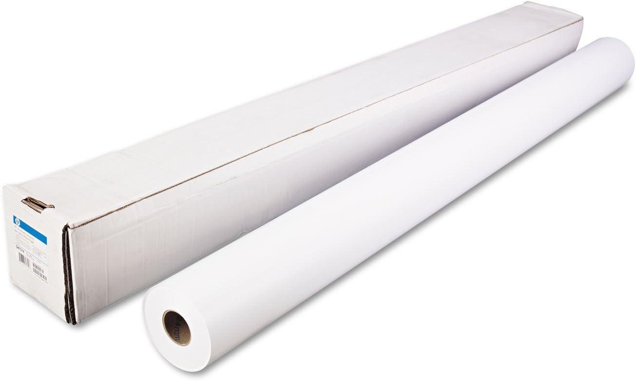 "HP Q8757A Universal Instant-Dry Semi-Gloss Photo Paper, 51 lbs, 60"" x 200 ft, Roll"