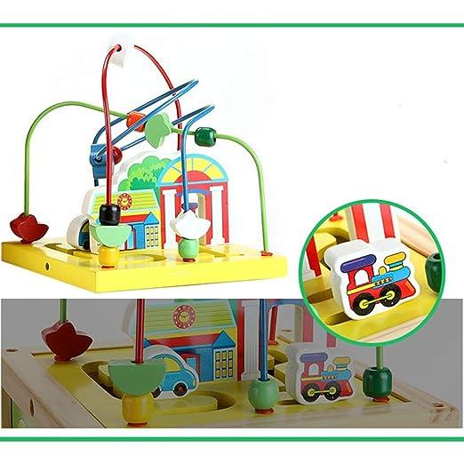 Zavddy Bebé Andadores 5-en-1 Centro de Actividades de bebé Empujar ...
