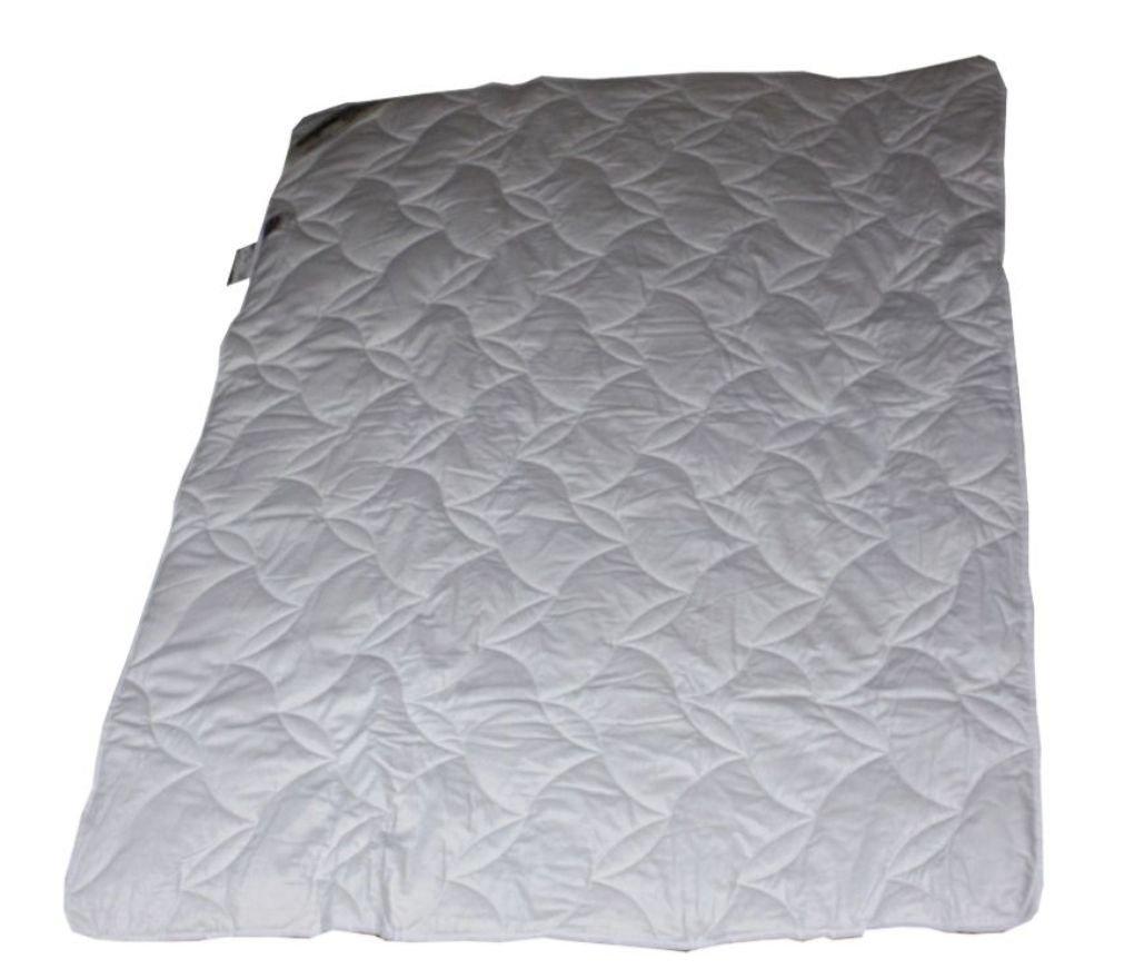 Baumwolle leichte Baby Sommerdecke Sommerbett 100x135cm waschbar 100/% Natur