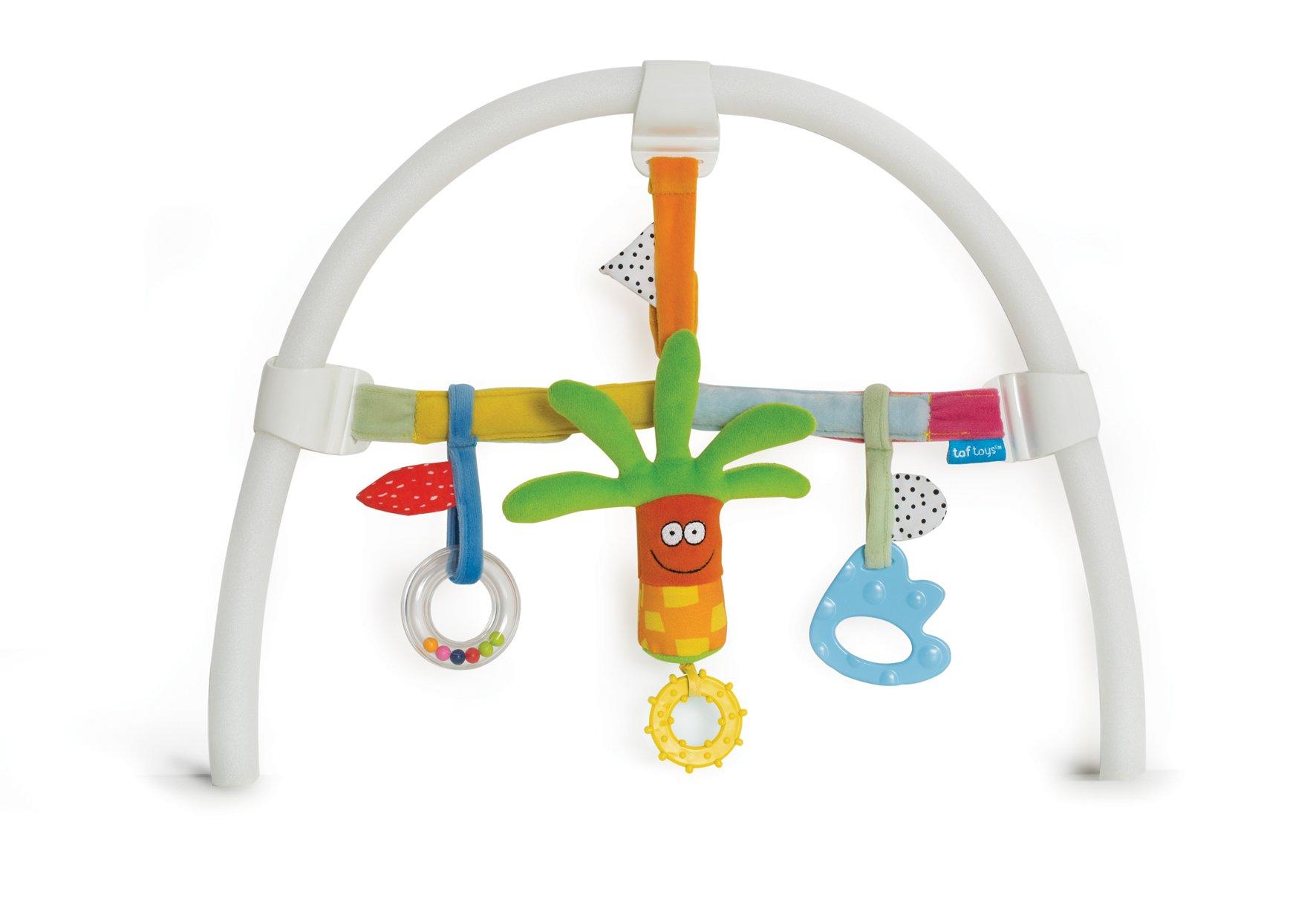 Taf Toys Clip-on Pram Toy. Baby Pram Activity Bar