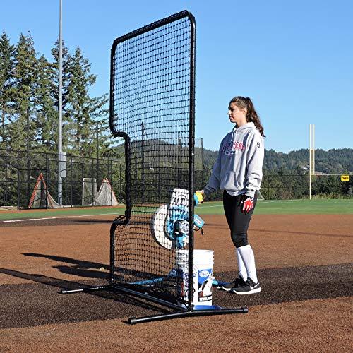 Amazon.com: Jugs Standard C-Shaped Softball Screen ...