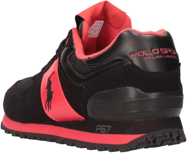 Polo Ralph Lauren W6SUJ SLATON PONY Hombre 40: Amazon.es: Zapatos ...