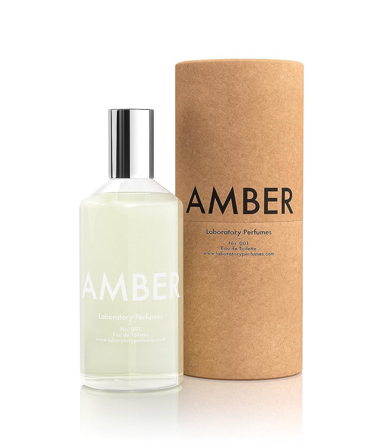 Laboratory Perfumes Amber Eau de Toillette Laboratory Perfumes Ltd