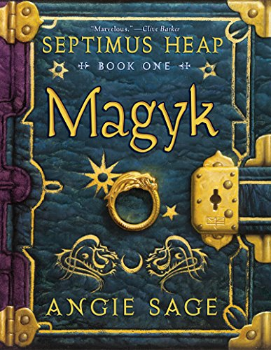 Septimus Heap, Book One: Magyk by [Sage, Angie]
