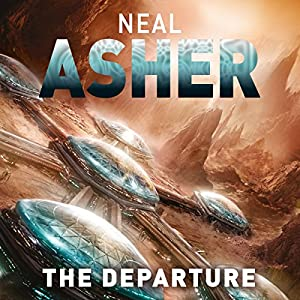 The Departure Audiobook