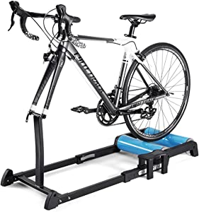 Roller Trainer Indoor Cycling Bike Stand Home Bicycle Exercise 24-29 Inch 700C MTB Road Bike Training