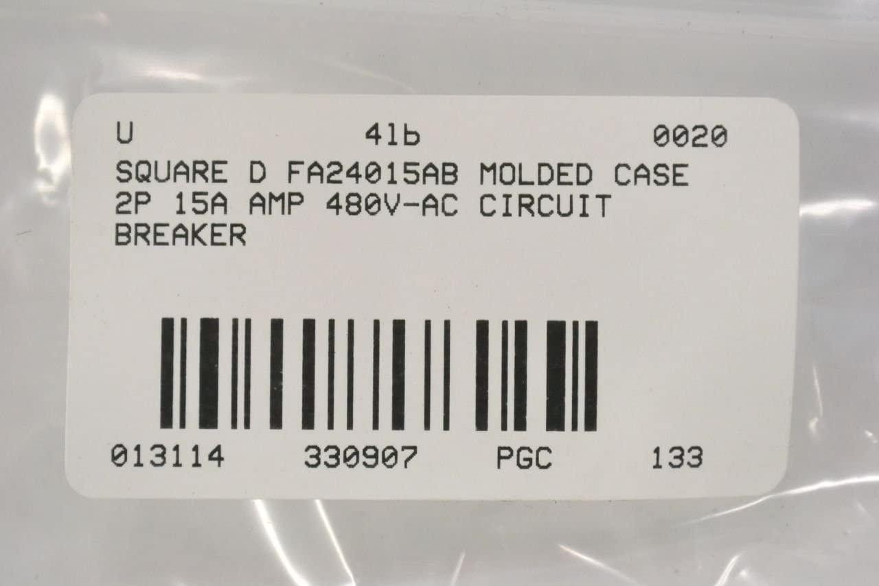 SCHNEIDER ELECTRIC FA24015AB FA24015AB NEW IN BOX