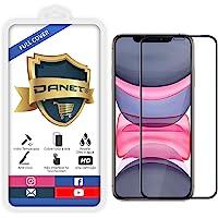 Película De Vidro Temperado 3D Full Cover Para iPhone 11 Com Tela De 6.1 - Proteção Blindada Top Premium Que Cobre Toda…