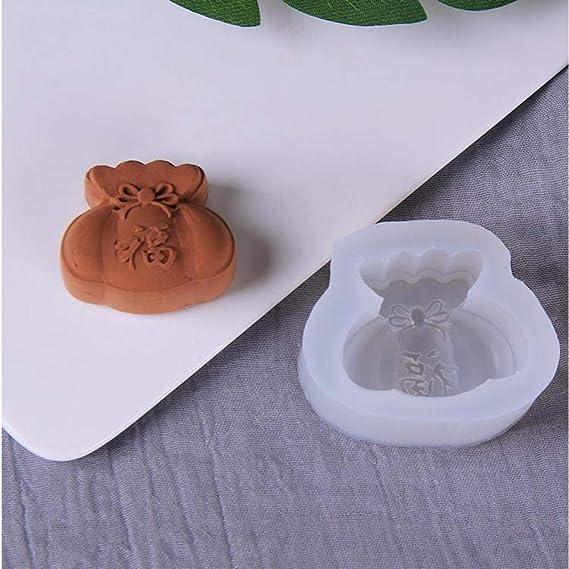 SNOLEK Molde de Pastel de Mousse de hogar de Silicona 3 D ...