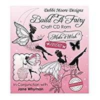 Debbi Moore Designs Build A Fairy Craft CD Rom (323302)
