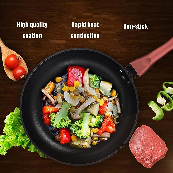 Amazon.com: Juego de utensilios de cocina antiadherentes de ...