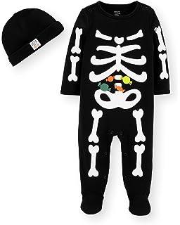 e17c0c91ff9b Amazon.com  Carter s Unisex Baby Halloween Snap Romper (Baby)  Clothing