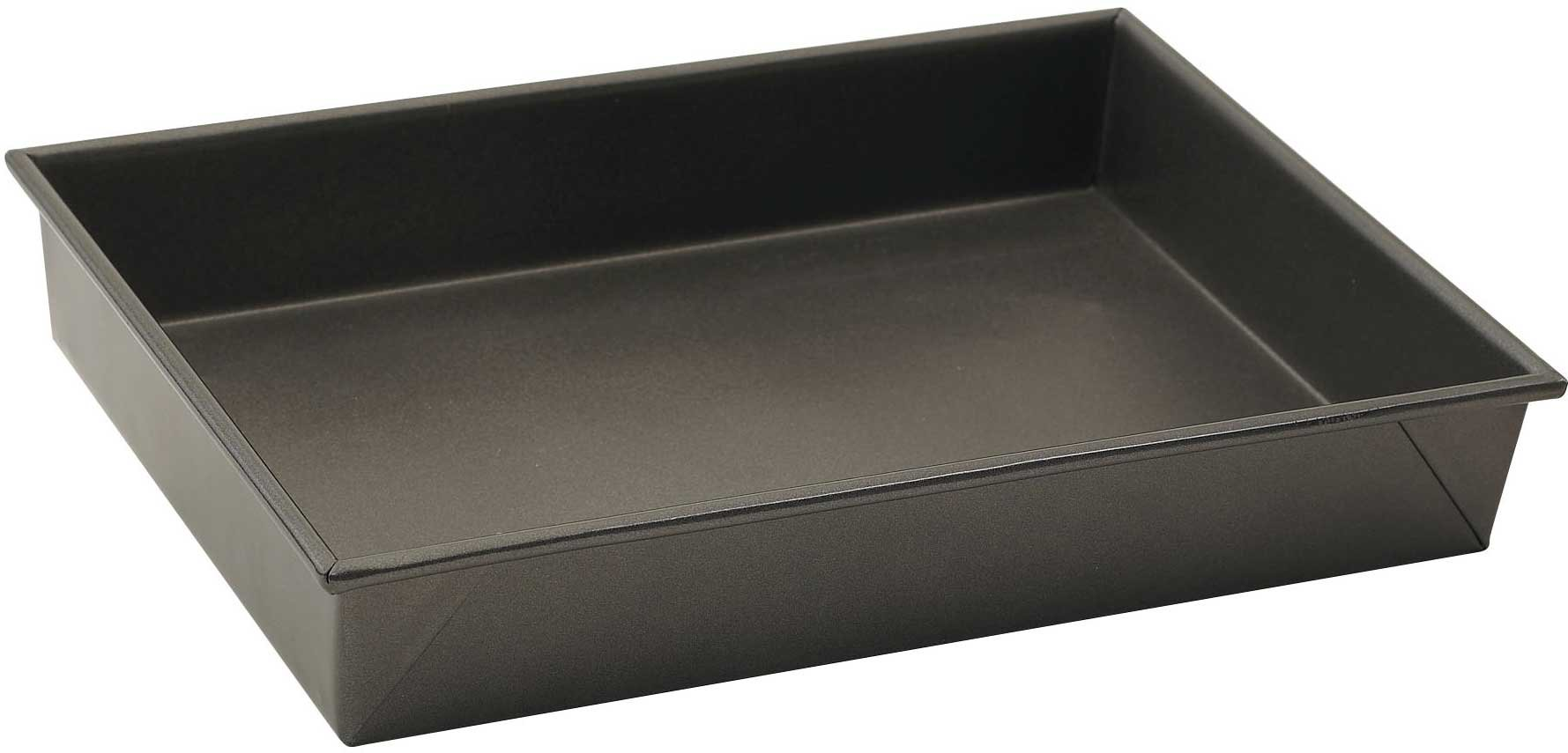 WINCO HRCP-1309 Rectangular Non-Stick Cake Pan, 13-Inch by 9-Inch, Aluminized Steel by Winco