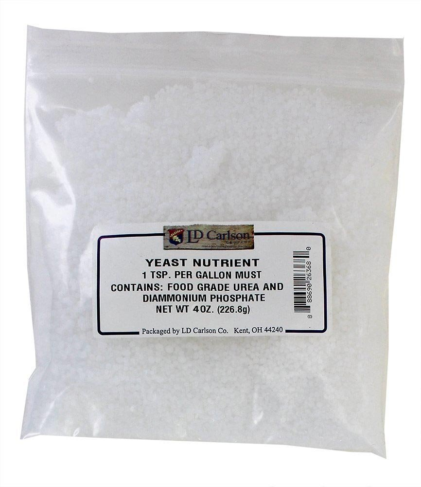 Amazon.com: Nutrientes de levadura, Plateado, 1: Industrial ...