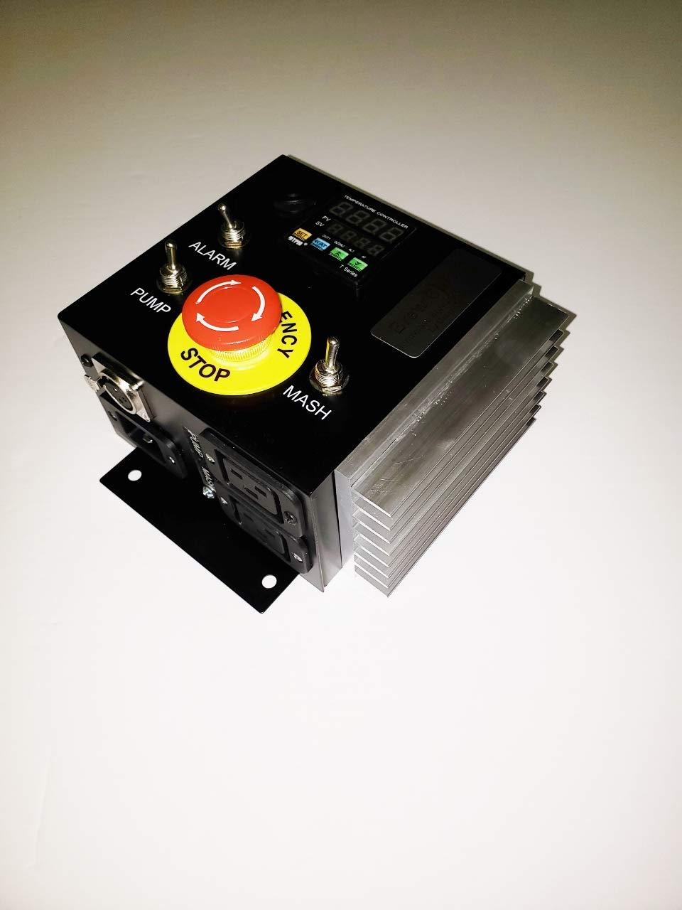 International 220/230/240v 50/60 Hz Mash Tun/RIMS (Recirculating Infusion Mash System) Tube Controller by Stir-Plate (Image #5)