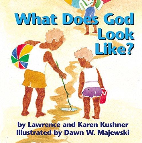 What Does God Look Like? (2000) by Rabbi Lawrence Kushner (2001-03-01)