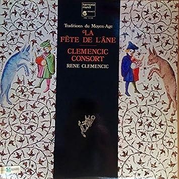 La Fete De L Ane Vinyl Lp Amazon De Musik