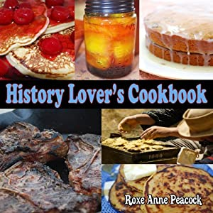 History Lover's Cookbook Audiobook