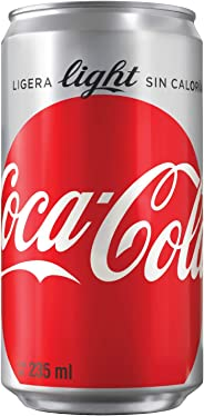 Coca-Cola Light, Lata 235ml 24-pack