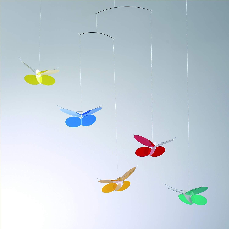 Flensted Mobiles Nursery Mobiles Butterflies