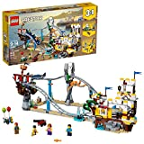 LEGO Creator 3in1 Pirate Roller Coaster 31084 Building Kit (923 Piece)