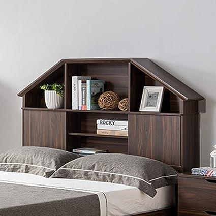 Amazon Com Benzara Bm179675 Hut Style Wooden Bookcase