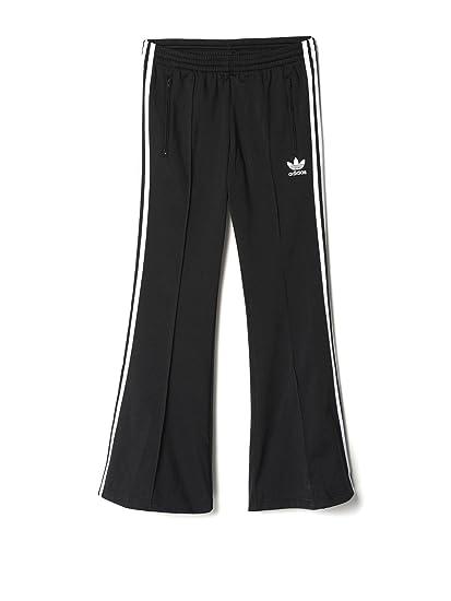 3de1beb2efb Adidas pantalon de survêtement Femme évasée - Multicolore - W34 ...