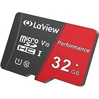 LaView 32GB Micro SD Card, Micro SDXC UHS-I Memory Card – 95MB/s,633X,U1,C10, Full HD Video V10, A1, FAT32, High Speed…