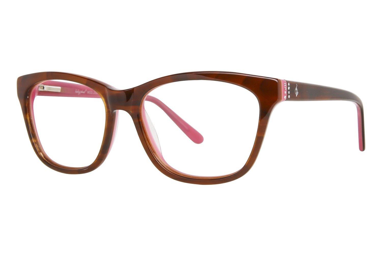 Amazon.com: Baby Phat B0253 Eyeglasses Frames: Health & Personal Care