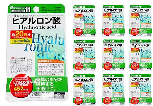 Hyaluronic Tablets Supplement Health Daiso product image