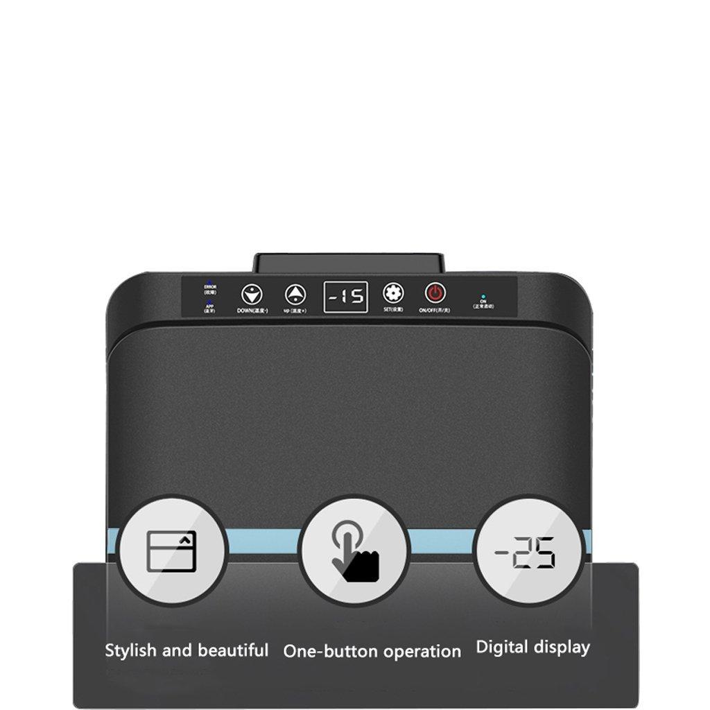 12 V 24 V LJ Cong/élateur portatif de r/éfrig/érateur de compresseur de voiture de 20 litres