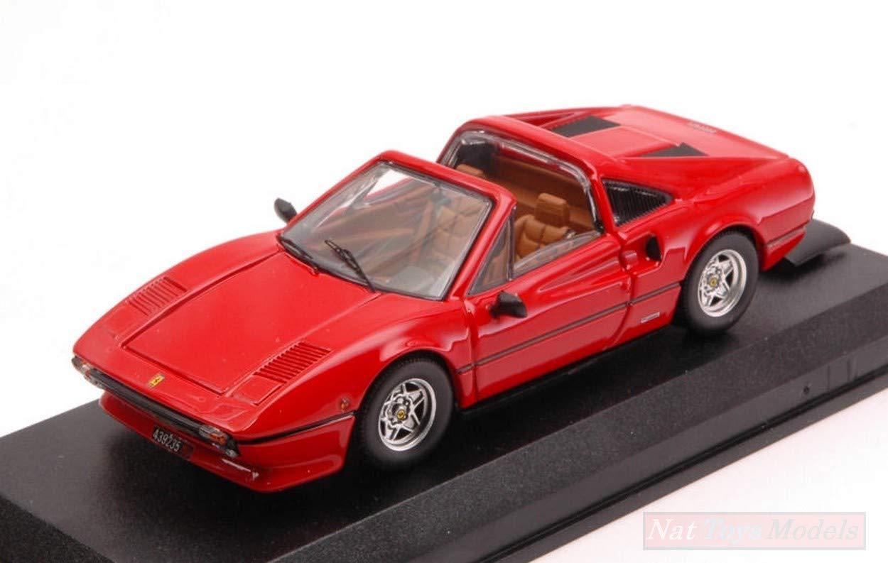 NEW Best Model BT9228 Ferrari 308 GTS 1977 Red 1:43 MODELLINO Die Cast Model