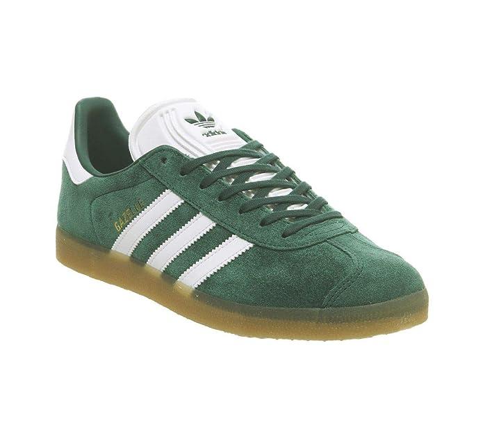 adidas Gazelle Sneaker Herren Grün (Veruni)