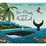 Die Schnecke und der Buckelwal: Vierfarbiges Pappbilderbuch