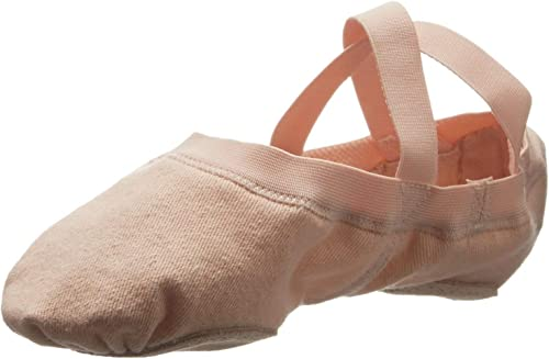 Bloch Dance Damen Synchrony Split Sole Stretch Canvas