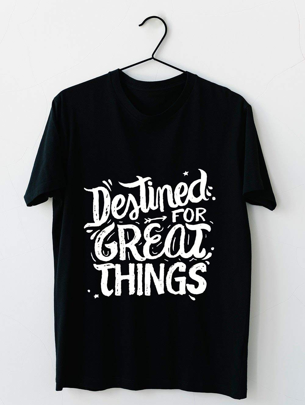 Destined For Great Things Motivational Inspirational Quote 32 T Shirt For Wom