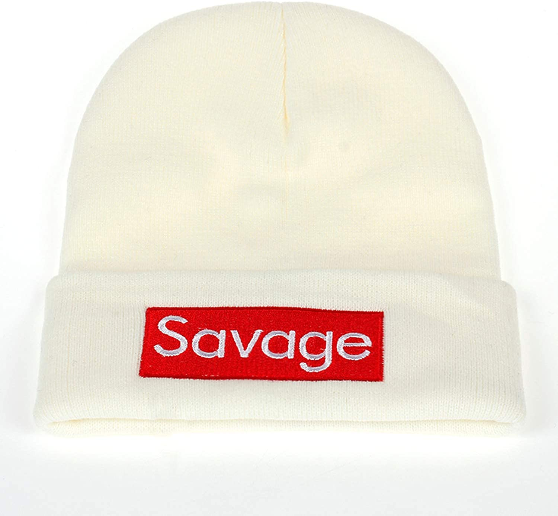 Jeremy Stone Savage Beanie Cap Winter Hats for Women Men Knitted Girls WinterHat Warm Outdoors Skullies Caps