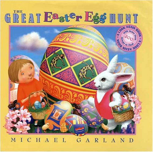 Download The Great Easter Egg Hunt (A Look Again Book) ebook