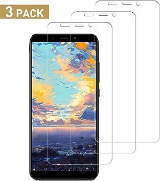 SNUNGPHIR Cristal Templado Compatible para Xiaomi Mi A2, [3 Piezas ...
